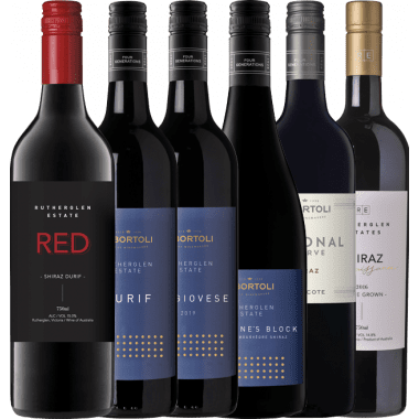 Autumn Red Wine 6 Pack- Store