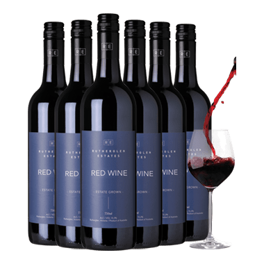 Red Wine 6 Pack